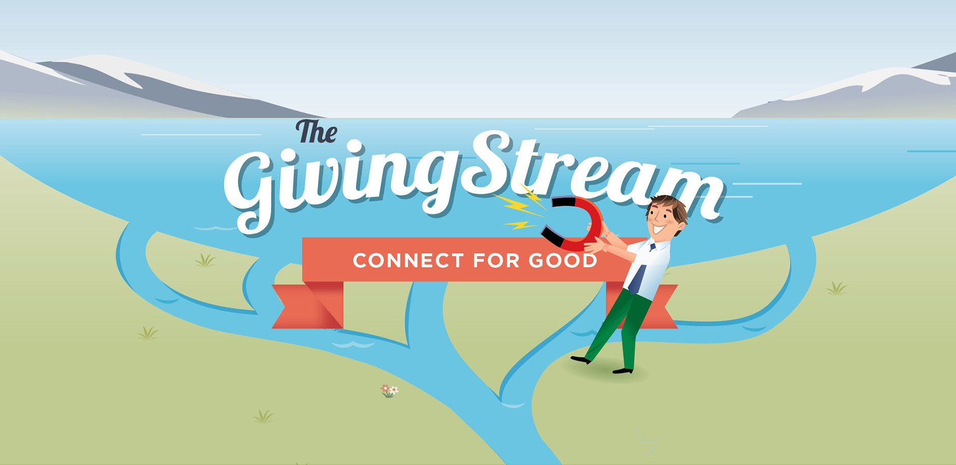 The Giving Stream Fundraising Donor Lifecycle